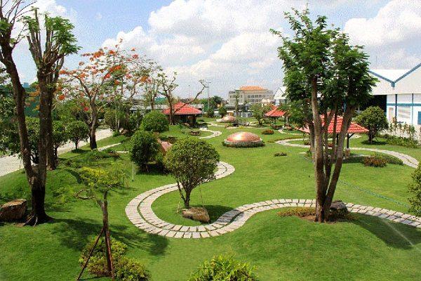Dự án cây xanh biệt thự ở Đồng Nai